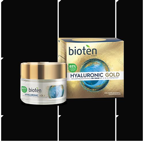 Bioten Hyaluronic Gold / Биотен Хиалуроник Голд Уплътняващ..