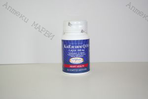 Enzymatic Therapy, КоЕнзим Q10, 100 мг., 60 капс.