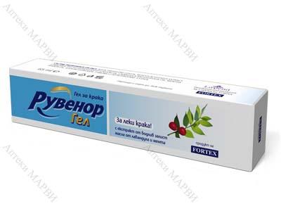 Лекарство за разширени вени-рувенор