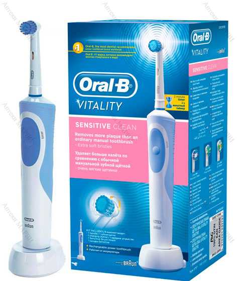Braun Oral-B Vitality Sensitive Clean a1780aefd21e7